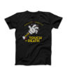 29NIKU x McDojoLife T shirt Touch Of Death svart