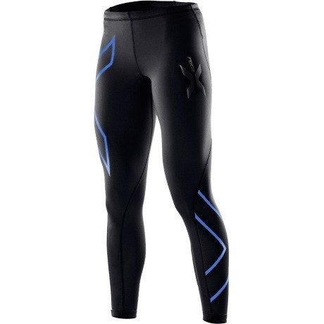2XU_Womens_Compression_Tights_black-blue_1