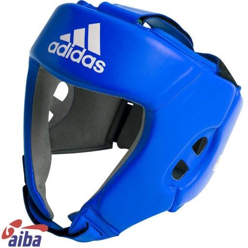 Adidas AIBA Boxningshjalm bla 1