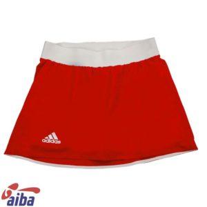 Adidas AIBA Boxningskjol rod 1