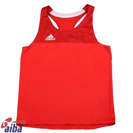 Adidas AIBA Boxningslinne Herr rod 1