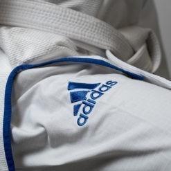 Adidas BJJ Gi Challenge vit 4