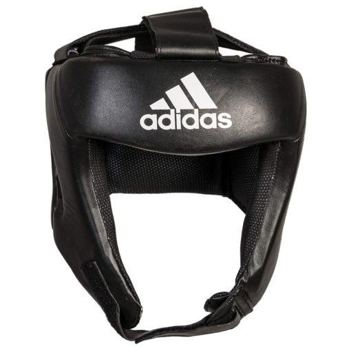 Adidas Boxningshjalm svart 1