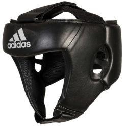 Adidas Boxningshjalm svart 2