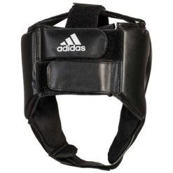 Adidas Boxningshjalm svart 3