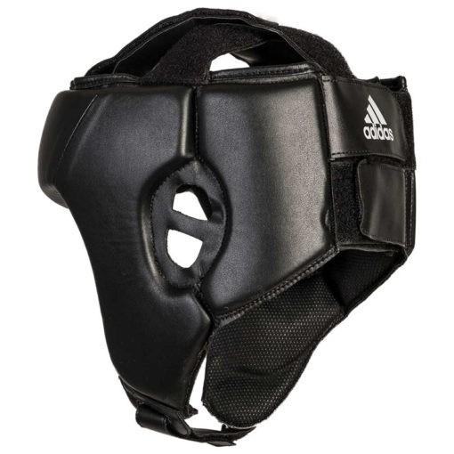 Adidas Boxningshjalm svart 5