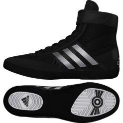 Adidas Brottningsskor Combat Speed V svart silver