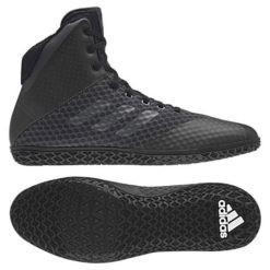 Adidas Brottningsskor Mat Wizard IV svart