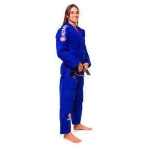 Atama BJJ Gi Mundial Womens Blue 2