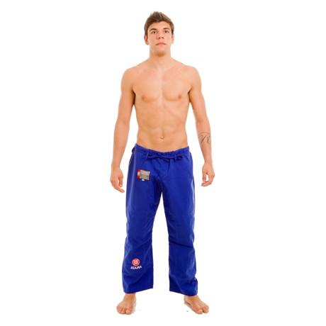 Atama BJJ Pants Ripstop Blue 1