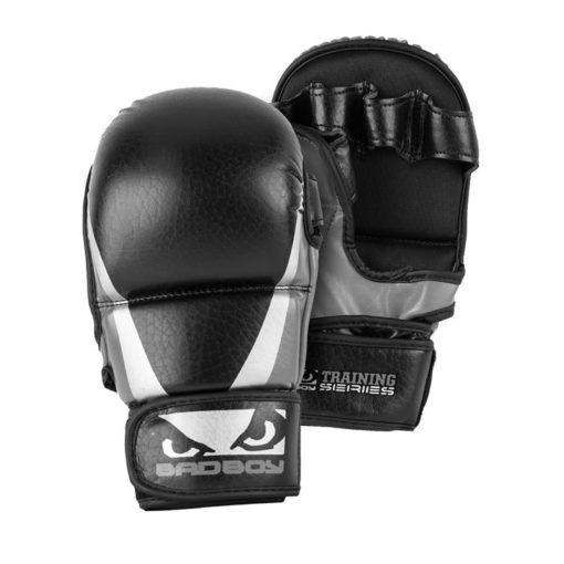 Bad Boy Training Series 2.0 MMA Safety Gloves charcoal 1