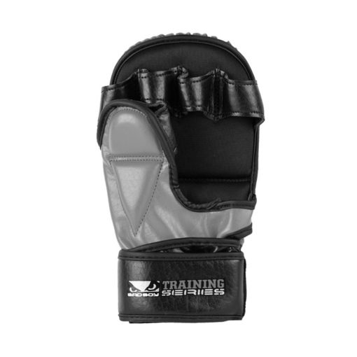 Bad Boy Training Series 2.0 MMA Safety Gloves charcoal 3