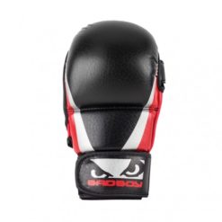 Bad Boy Training Series 2.0 MMA Safety Gloves red 2