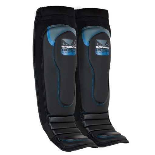 Bad Boy Pro Series 3 0 MMA Shin Guards svart bla 1