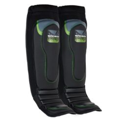 Bad Boy Pro Series 3 0 MMA Shin Guards svart gron 1