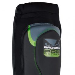 Bad Boy Pro Series 3 0 MMA Shin Guards svart gron 2