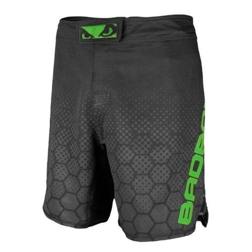 Bad Boy Shorts Legacy III svart gron 2