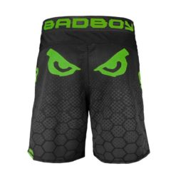 Bad Boy Shorts Legacy III svart gron 3