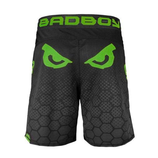 Bad Boy Shorts Legacy III svart gron 3