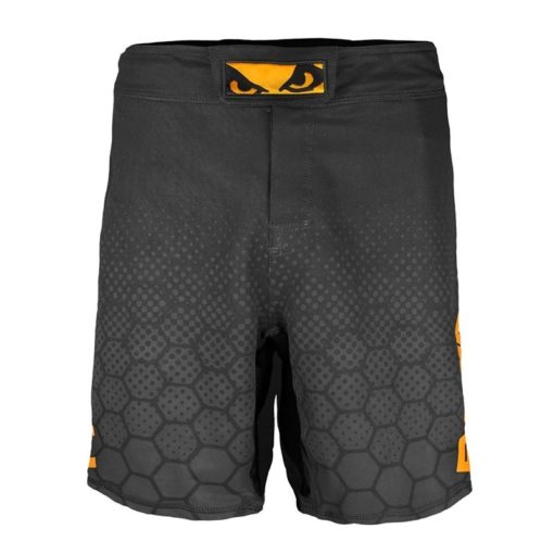 Bad Boy Shorts Legacy III svart orange 1