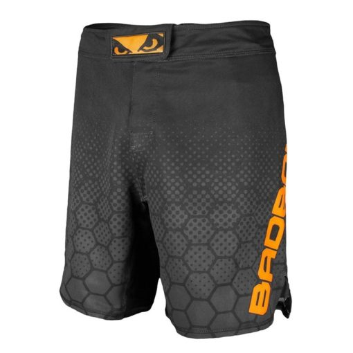 Bad Boy Shorts Legacy III svart orange 2