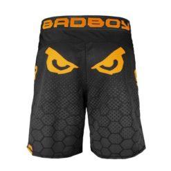 Bad Boy Shorts Legacy III svart orange 3