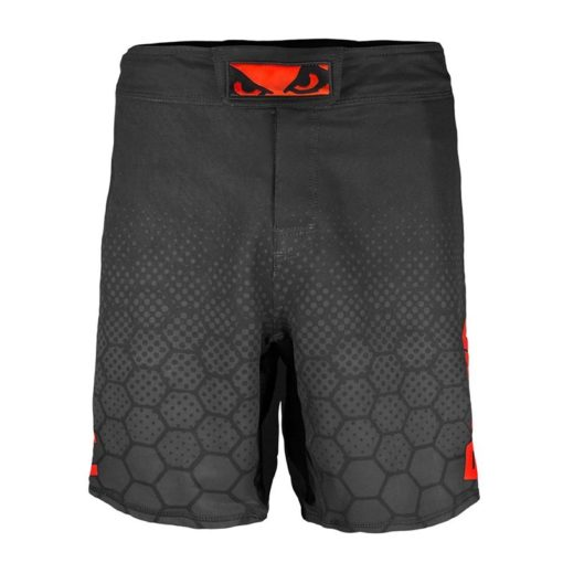 Bad Boy Shorts Legacy III svart rod 1