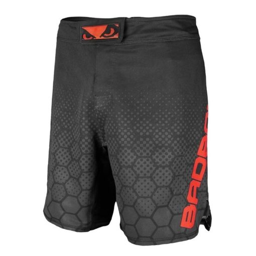 Bad Boy Shorts Legacy III svart rod 2