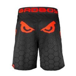 Bad Boy Shorts Legacy III svart rod 3