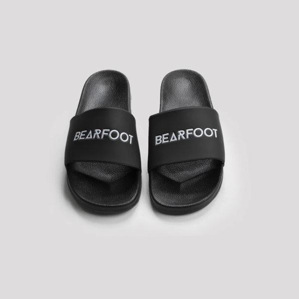 Bearfoot Slides Cavendish svart 2
