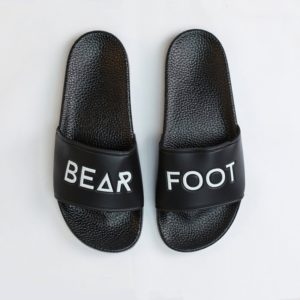 Bearfoot Stafford Slides svart 1