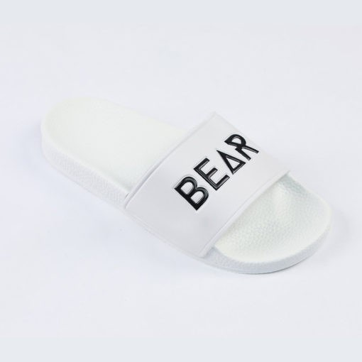 Bearfoot Stafford Slides vit 2