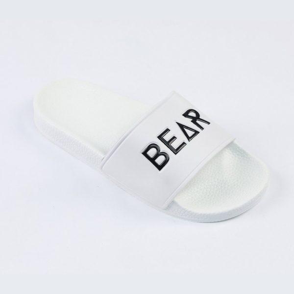 Bearfoot Stafford Slides vit 2