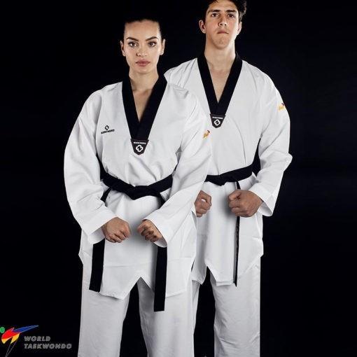 Budo Nord Taekwondo WTF Chimera Dobok dangrad 4