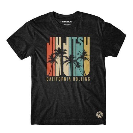 Choke Republic T shirt California Rolling