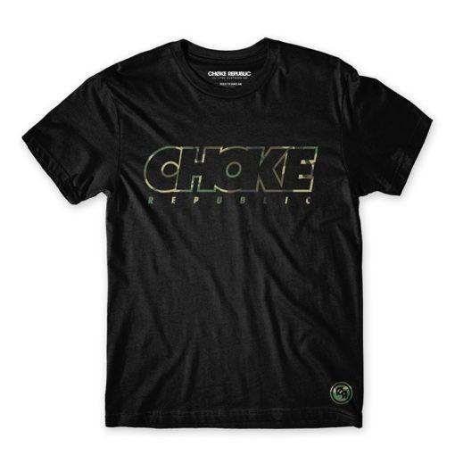 Choke Republic T shirt Camo