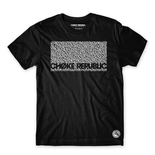 Choke Republic T shirt Graffiti
