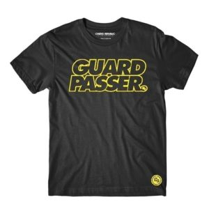 Choke Republic T shirt Guard Passer