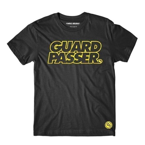 Choke Republic T shirt Guard Passer