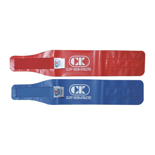 Cliff Keen Ankelband blå röd