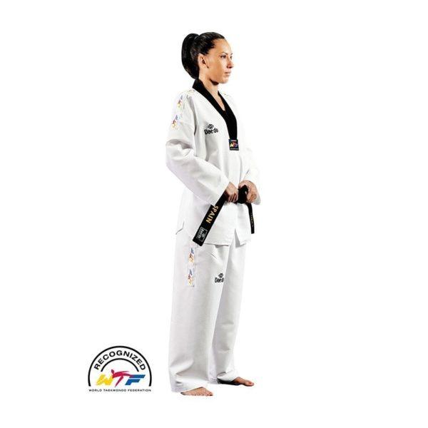 Taekwondo WTF Dräkt Dobok Daedo Hi Tech 1