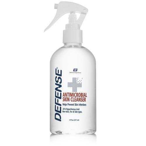 Defense Antimicrobial Skin Cleanser 1
