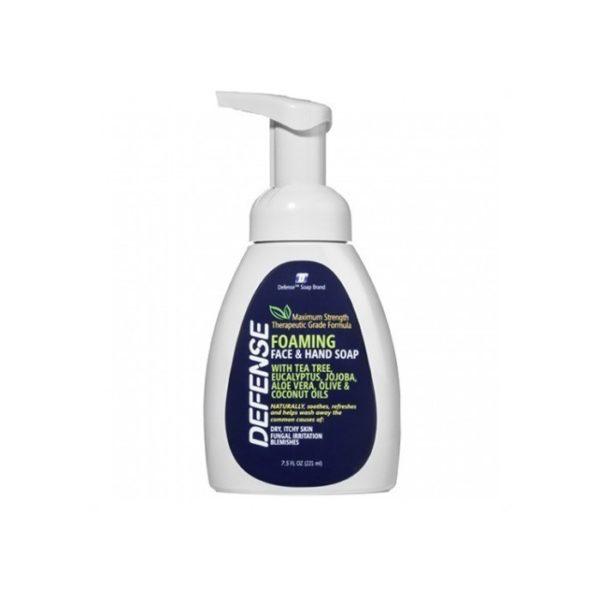 Defense Foaming Face Hand Soap