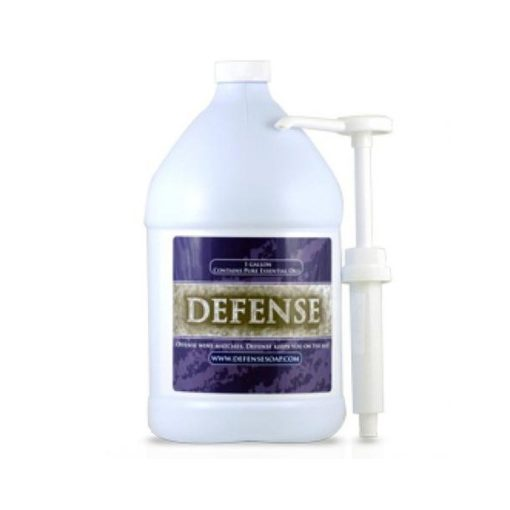 Defense Shower Gel 3 7 liters flaska med pump