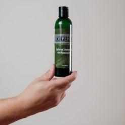 Defense Shower Gel Peppermynta 1