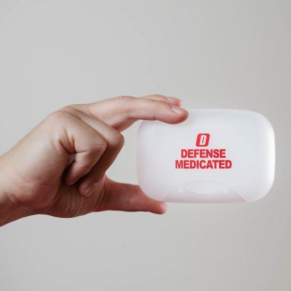 Defense Soap Bar Antifungal Medicated 2 1