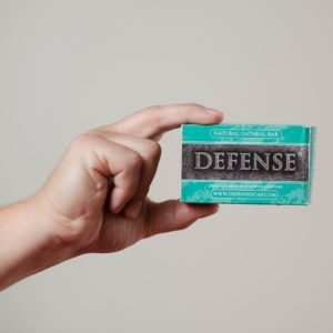 Defense Soap Bar Oatmeal 1 1