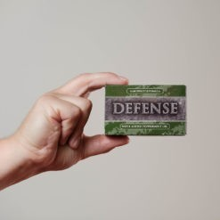 Defense Soap Bar Peppermynta 1