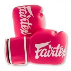 Fairtex Boxningshadskar BGV14 rosa 1