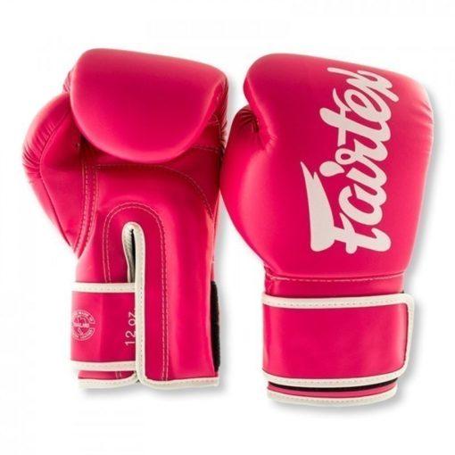 Fairtex Boxningshadskar BGV14 rosa 2